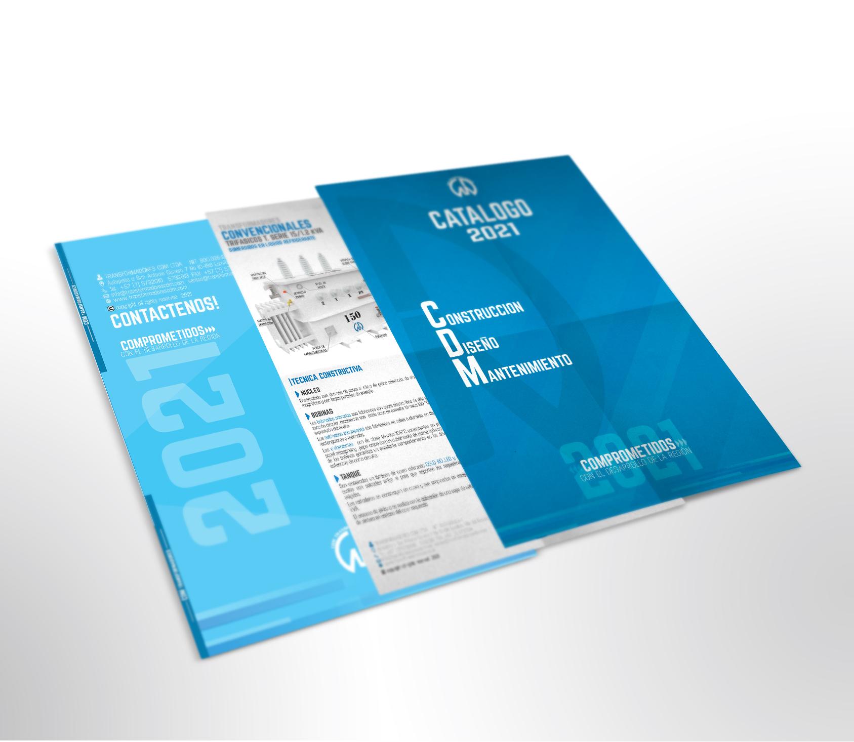 Brochure CDM Transformadores